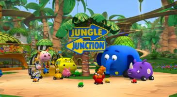 Jungle Junction (series 1)
