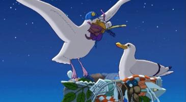 The Adventures of Septimus Seagull